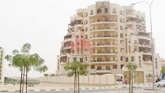 Large 1 Bhk Apartment Maid Room And Closed Kitchen