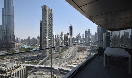 3 Bedrooms Apartment  Full Burj And Fountain View 04 Series