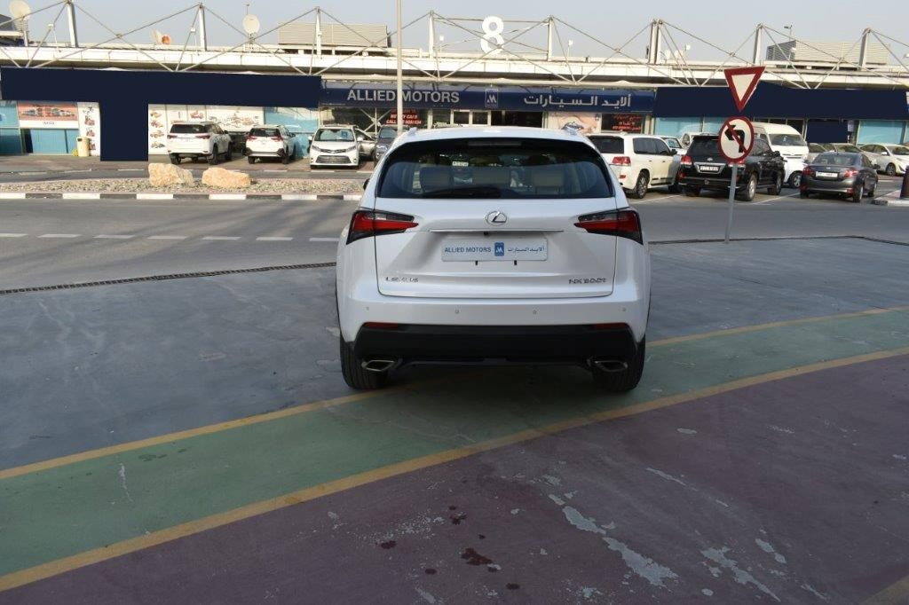 2017 Lexus Nx200t for Sale in Dubai