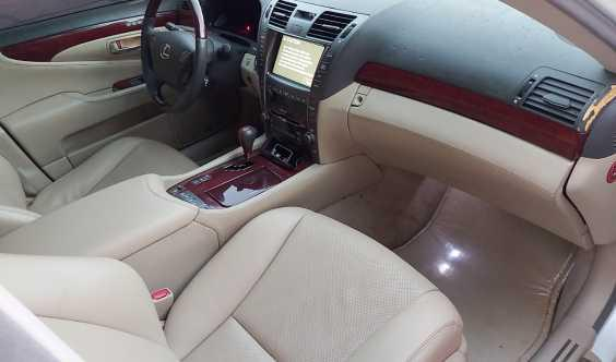 Fixed Price Lexus Ls460l 2007,gcc,top Option,sunroof,leather Seats