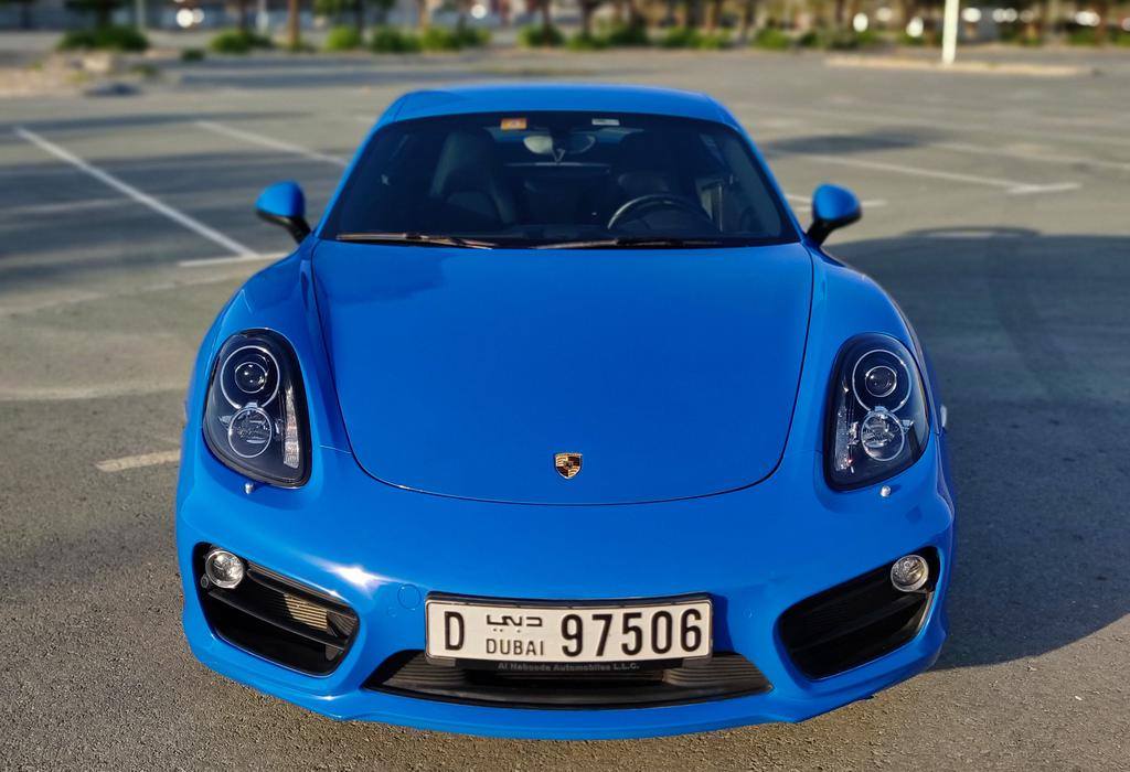 Porsche Caymans for Sale in Dubai